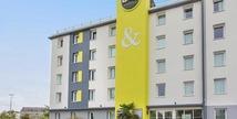 Hôtel B&B Valenciennes - Marly