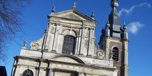 Eglise St Wasnon - Condé-sur-l'Escaut