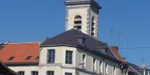 Ensemble Beffroi-corps de garde - Condé-sur-l'Escaut