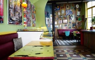 Café-galerie Le Camel à Léon - Valenciennes
