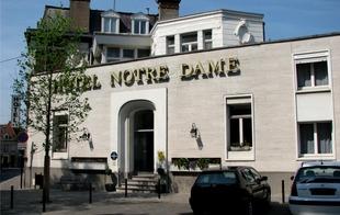 Hôtel Notre Dame - Valenciennes