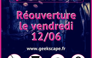 Geekscape - Valenciennes
