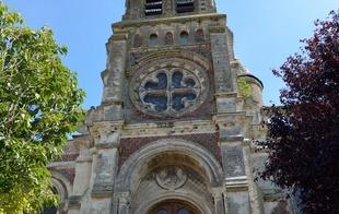 Eglise St Nicolas - ROMBIES ET MARCHIPONT - Rombies-et-Marchipont