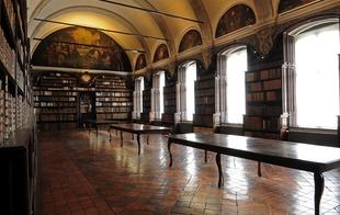 Bibliothèque et église St Nicolas - VALENCIENNES - Valenciennes