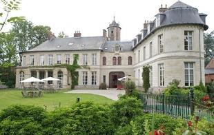 Château d'Aubry du Hainaut - AUBRY DU HAINAUT - Aubry-du-Hainaut