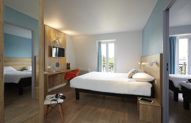 Hôtel Baudouin Valenciennes 3 - Valenciennes
