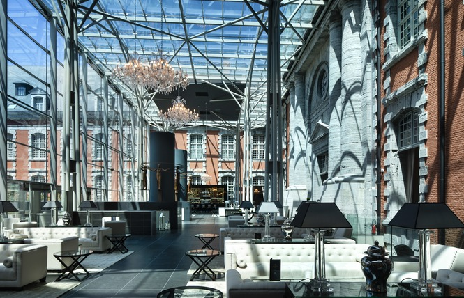 Royal Hainaut Spa et Resort Hotel - Valenciennes