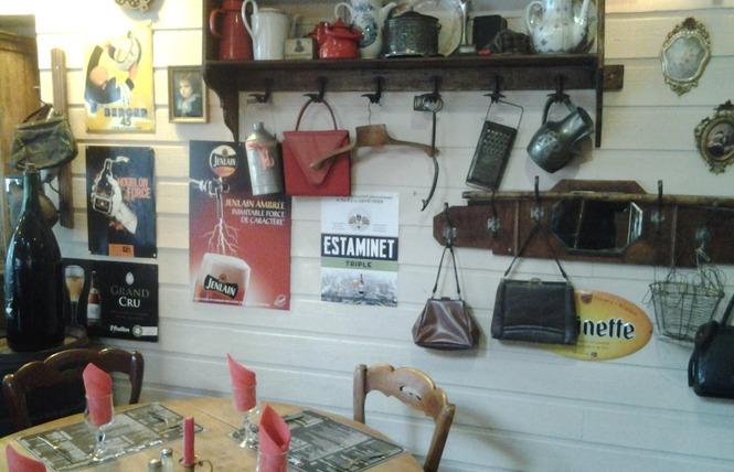 Estaminet Chez mon Vieux 10 - Valenciennes