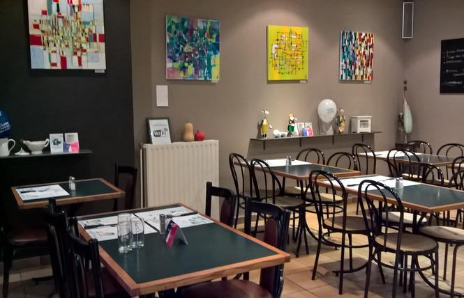 L'Intendance restaurant 1 - Valenciennes