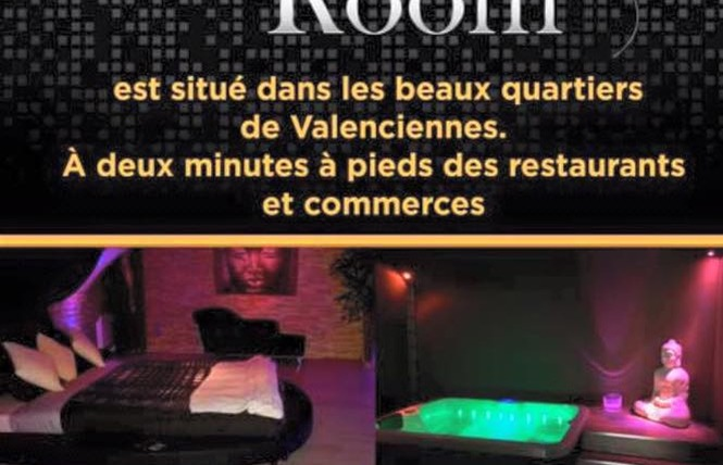 Love Room 1 - Valenciennes