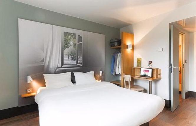 Hôtel B&B Valenciennes 5 - Marly