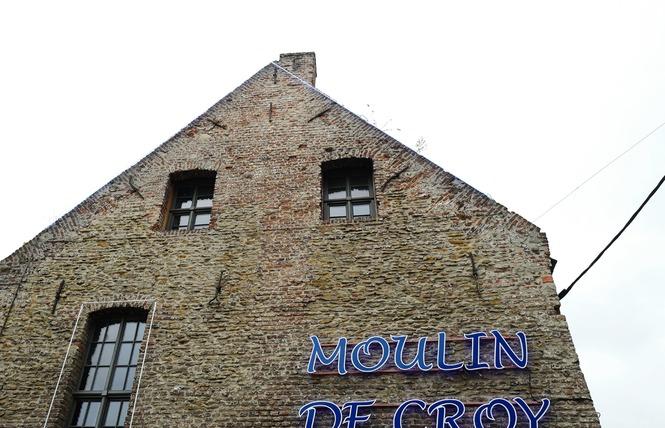 Le Moulin de Croÿ 1 - Condé-sur-l'Escaut