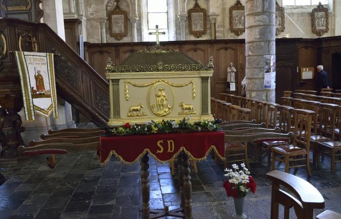 Eglise St Martin - SEBOURG 4 - Sebourg