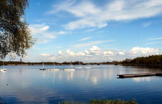 Lac Chabaud Latour - CONDE SUR L'ESCAUT 1 - Condé-sur-l'Escaut