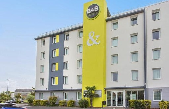 Hôtel B&B Valenciennes 1 - Marly