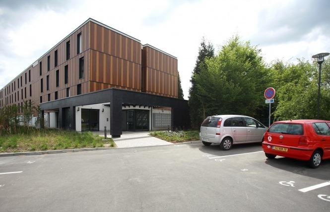 Résidence Suitétudes - Lucien Jonas (INFOS COVID) 3 - Aulnoy-lez-Valenciennes