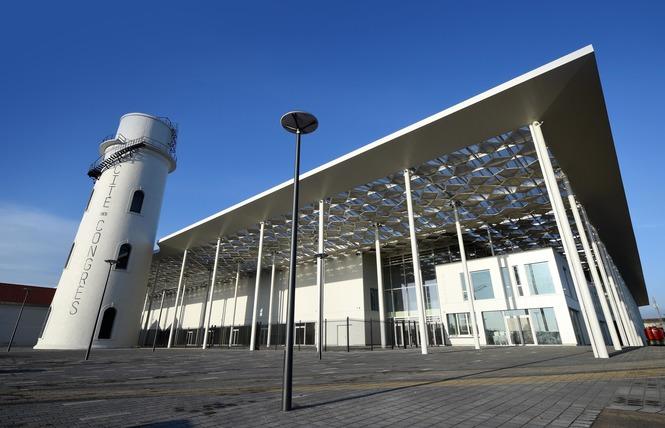 Cité des Congrès Valenciennes 3 - Valenciennes