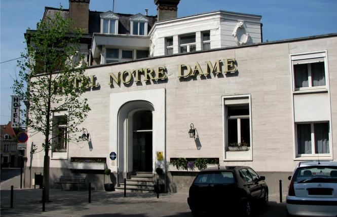 Hôtel Notre Dame 1 - Valenciennes