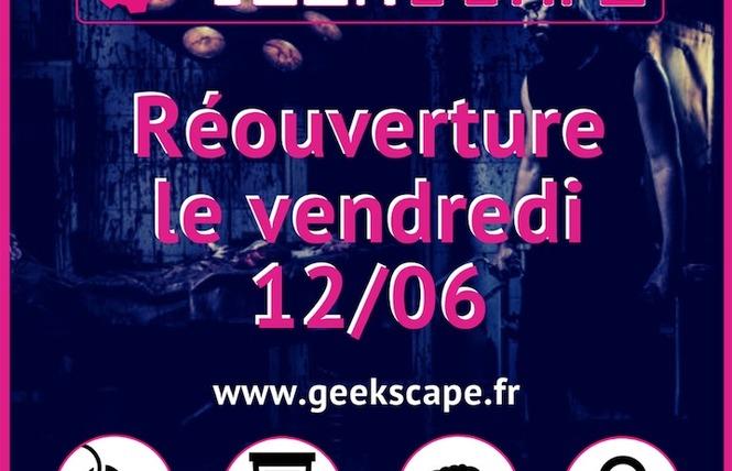 Geekscape 2 - Valenciennes