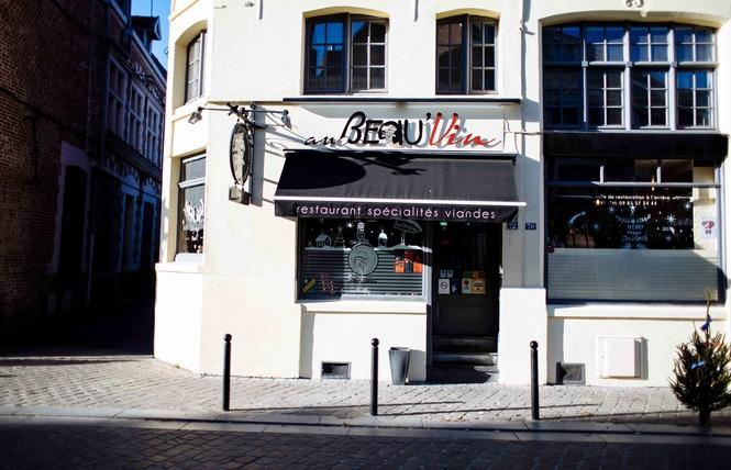 Au Beau Vin (INFOS COVID) 1 - Valenciennes