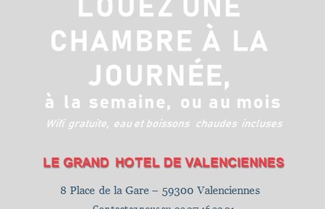 Le Grand Hôtel de Valenciennes 5 - Valenciennes