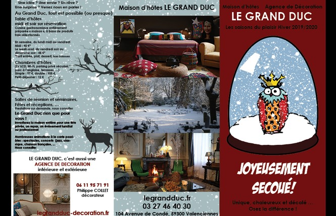 Le grand Duc (INFOS COVID) 8 - Valenciennes