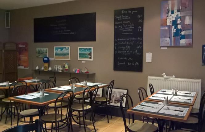 L'Intendance restaurant 2 - Valenciennes