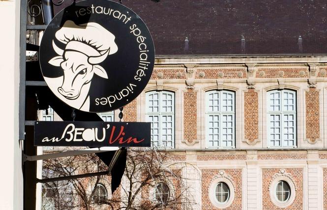Au Beau Vin (INFOS COVID) 8 - Valenciennes