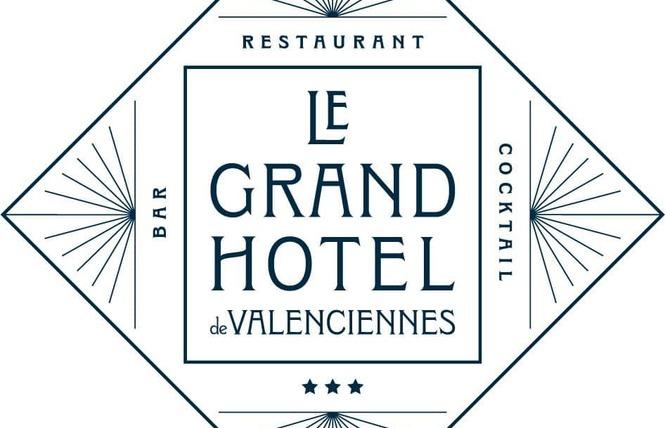 Le Grand Hôtel Valenciennes - restaurant 1928 3 - Valenciennes