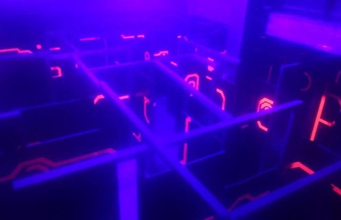 Laser Game Evolution 3 - Valenciennes