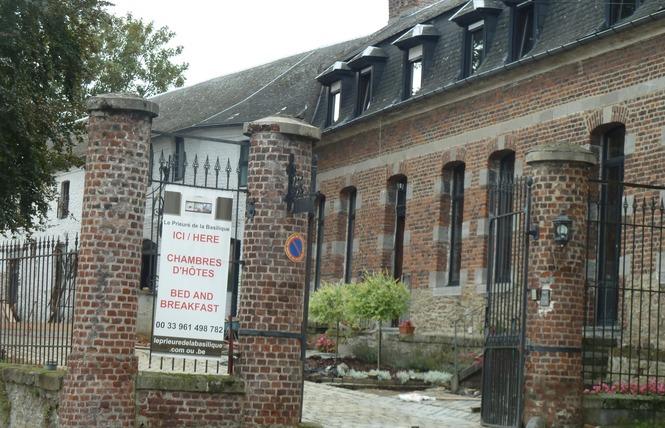 Le Prieuré de la basilique 3 - Condé-sur-l'Escaut