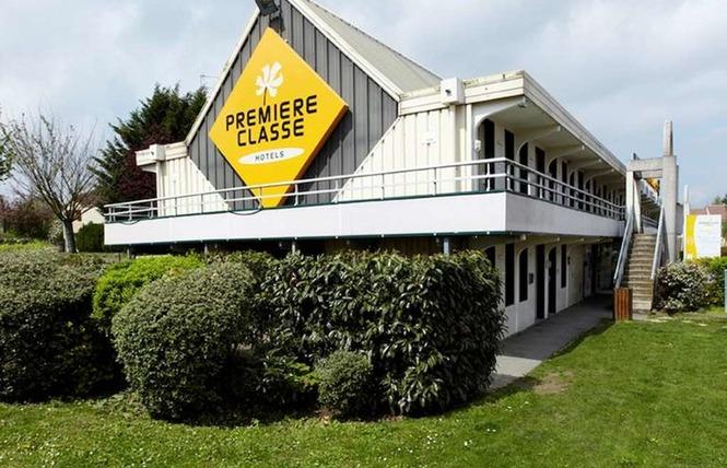 Première Classe Valenciennes Sud Rouvignies 2 - Valenciennes