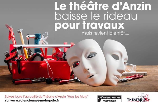 Le Théâtre d'Anzin 1 - Anzin