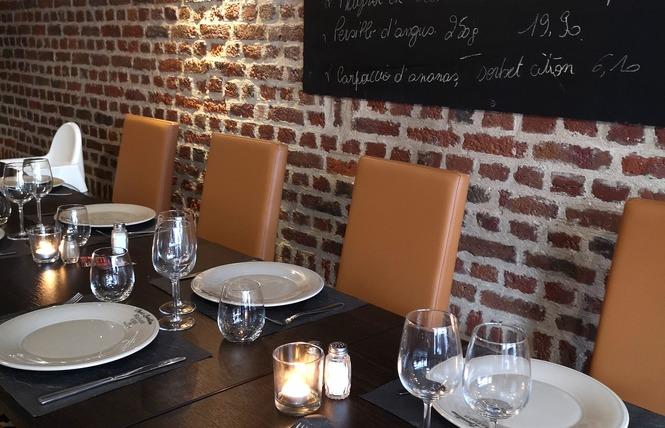 La Table de Léontine 5 - Quiévrechain