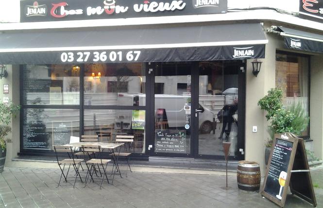 Estaminet Chez mon Vieux 1 - Valenciennes