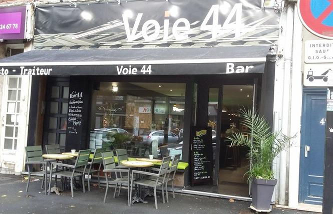 Voie 44 1 - Valenciennes