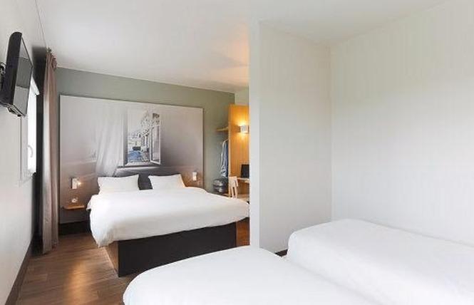 Hôtel B&B Valenciennes 6 - Marly