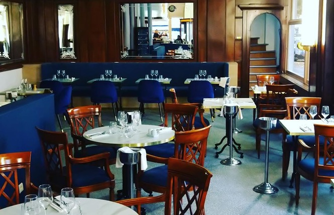 Le Grand Hôtel Valenciennes - restaurant 1928 1 - Valenciennes