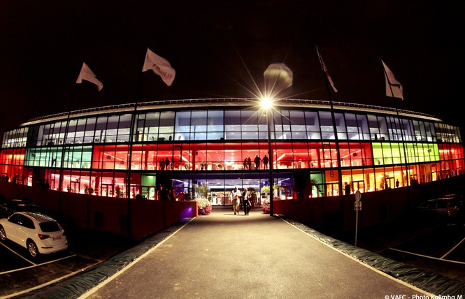 Stade du Hainaut 5 - Valenciennes