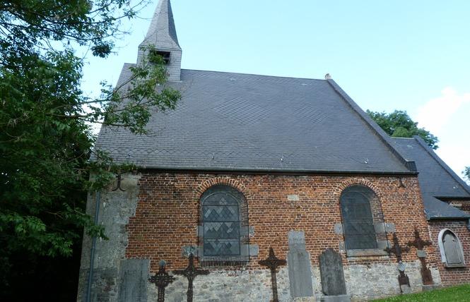 Chapelle Ste Marie Madeleine - SEBOURG 1 - Sebourg