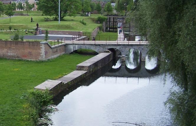 Ecluse des repenties et parc de la citadelle - VALENCIENNES 1 - Valenciennes