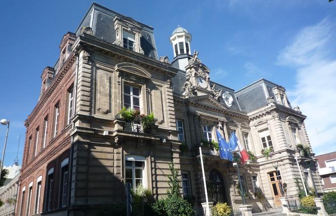 Hôtel de ville - ANZIN 1 - Anzin