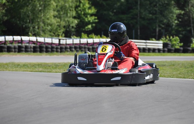 Karting DKS Motors - Rouvignies