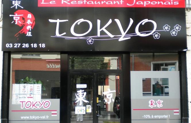 Le Tokyo 1 - Valenciennes