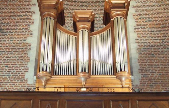 Orgue de St Antoine - QUAROUBLE 1 - Quarouble