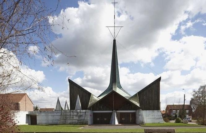 Chapelle Ste Thérèse à Vieux Condé 1 - Vieux-Condé