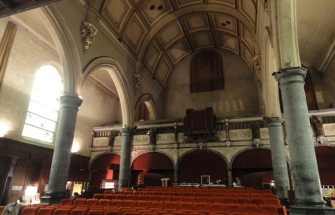 L'Auditorium Saint-Nicolas 2 - Valenciennes