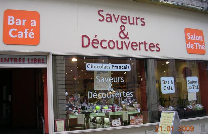 Saveurs et Découvertes 1 - Valenciennes