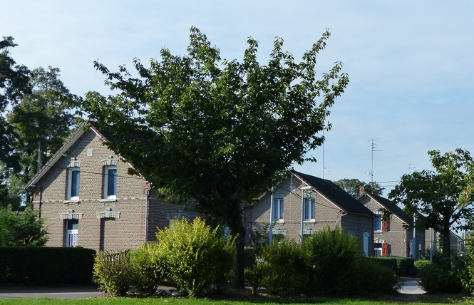 Cité des acacias 1 - Condé-sur-l'Escaut